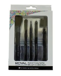 Royal-5-Piece-Cosmetic-Brush-Collection
