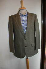 "Vintage Magee Royal Tara Tweed Jacket by Hector Powe 38"" chest"