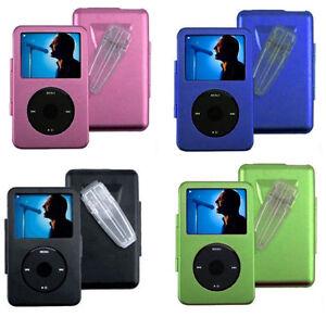 For-Apple-iPod-Classic-Video-5g-5th-gen-60GB-80GB-Metal-Aluminum-Case-Cover
