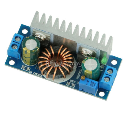 1Stks 8A DC-DC Step up Booster Power supply Converter Module Boost board
