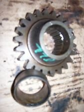 Vintage Oliver 77 Diesel Row Crop Tractor Pulley Drive Gear Amp Collar 1953