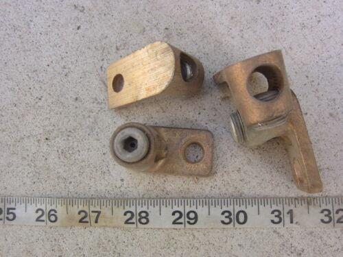 Used JBL225 4//0-1//0 Copper Mechanical Lug