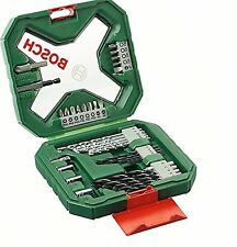 Bosch 2607010608 X-Line Classic Drill and Screwdriver Bit Set 34 Pieces NEW