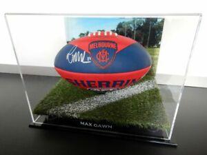 Signed-MAX-GAWN-Melbourne-Football-COA-Demons-AFL-2020-Jumper