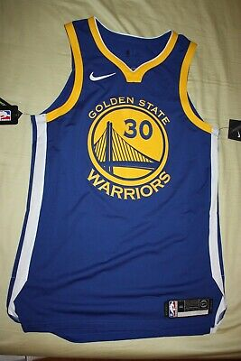 curry authentic jersey