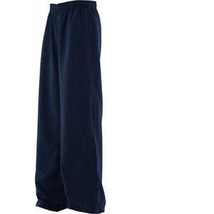 Hombre-Finden-Hales-Chandal-Pantalones-Pantalones-Forro-De-Malla