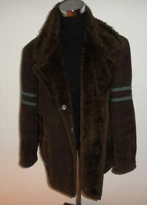 vintage-70s-VEB-Lichtensteiner-EXQUISIT-Jacke-Mantel-DDR-coat-oldschool-56-L