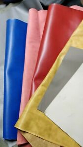 Lederzuschnitt A4+A5+andere Bastelleder Leder Lederhaut Rindsleder Lackleder