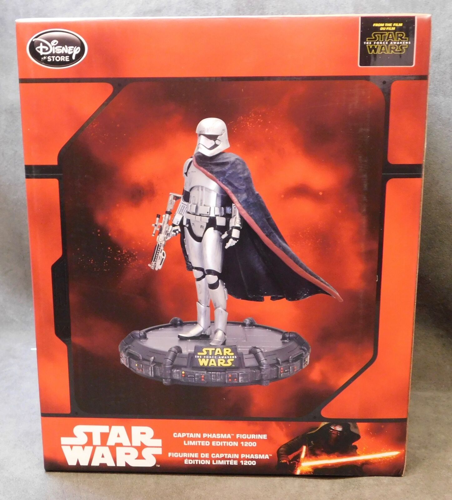 Star Wars The Force Awakens Captain Phasma 10.5