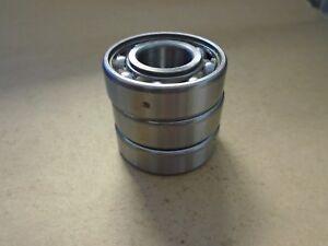 Qty-3-Peer-6204-Ball-Bearings