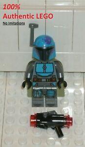 Equipment 75267 Minifigure Blue LEGO NEW Authentic Star Wars Mandalorian