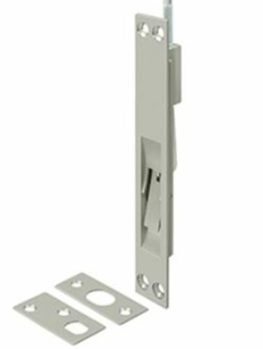 """Flush Bolt 12/"""" inch Solid Brass//Stainless Steel in 10 Finishes by FPL Door"""
