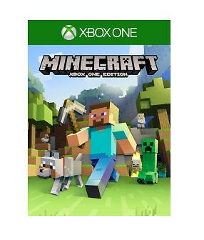 1 of 1 - Minecraft: Xbox One Edition (Microsoft Xbox One, 2014)