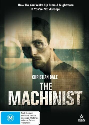 1 of 1 - The Machinist (DVD, 2011)