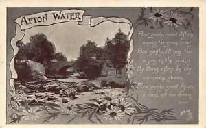 Afton-Water-River-Bridge-Flowers-Postcard