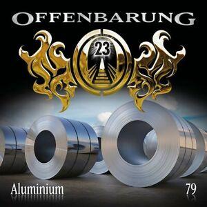 OFFENBARUNG-23-FOLGE-79-ALUMINIUM-CD-NEW