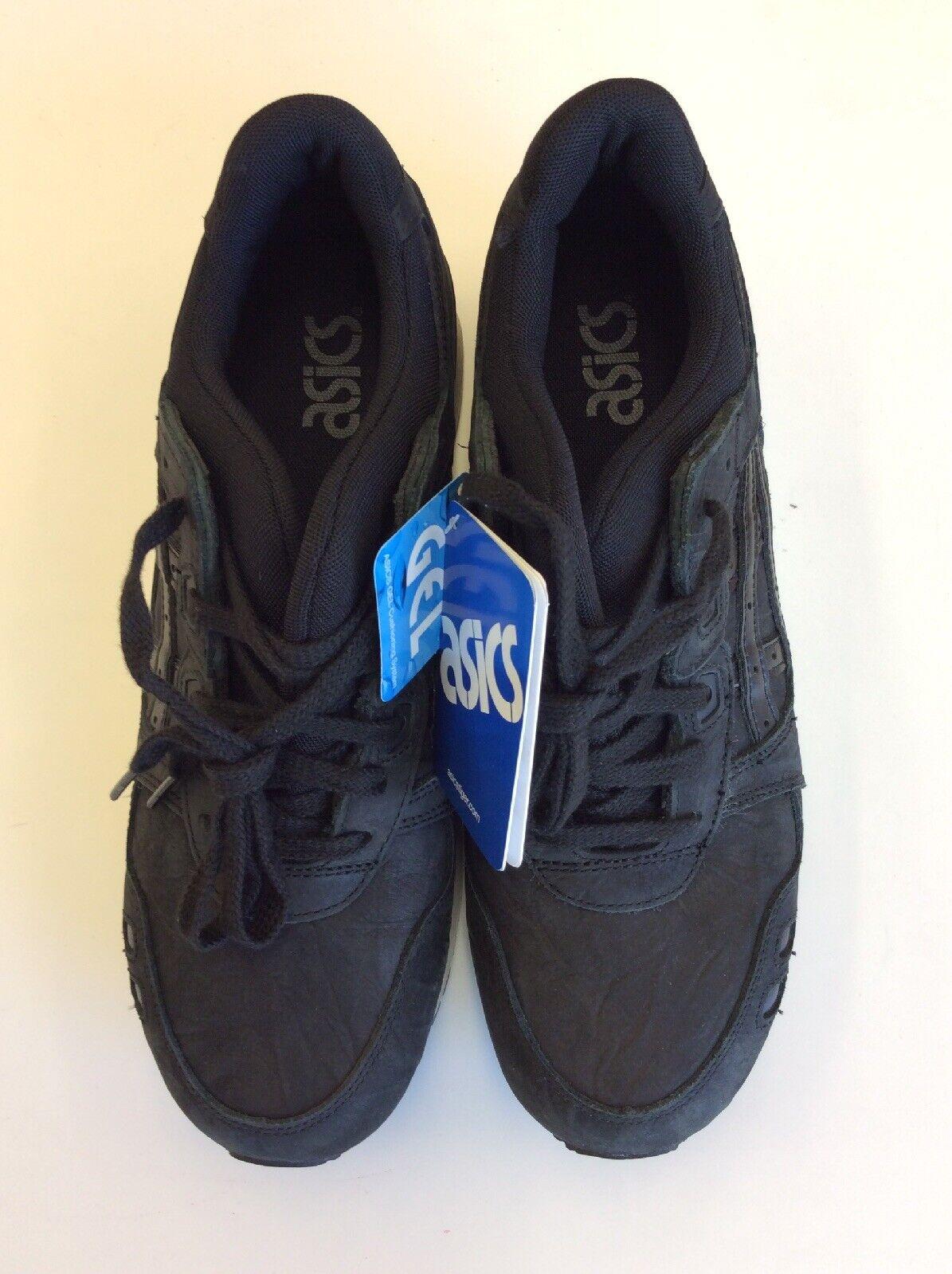 ASICS Men GEL-Lyte III Running shoes HL7V3 Black Size 9