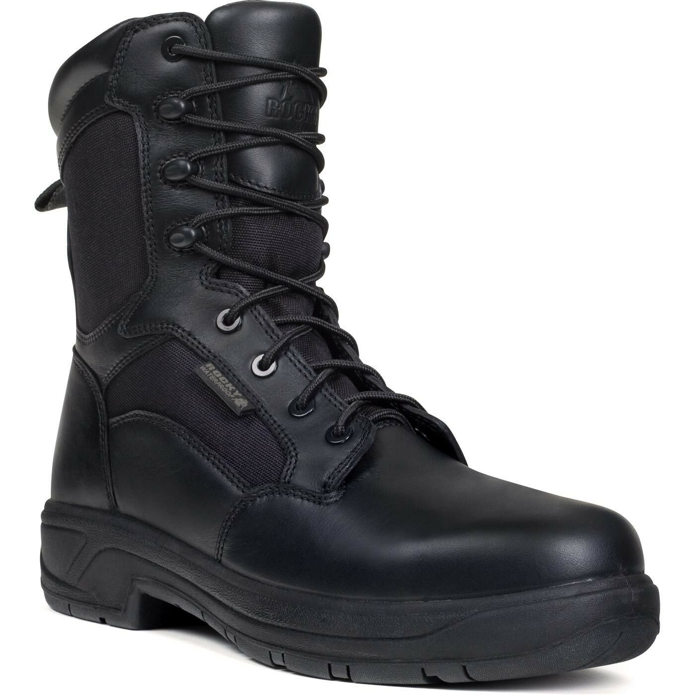 Rocky 1512 Side Zip Work Stiefel.........Great Buy