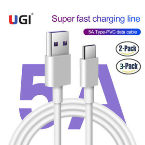 5A-Quick-Charger-For-Samsung-Galaxy-S8-S9-S10-S20-Note10-Type-C-USB-C-Sync-Cable