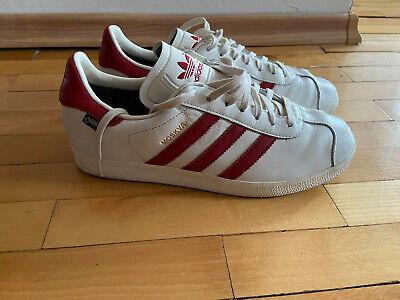 Adidas Gazelle Moskva Gore-Tex 8.5 Shoes GTX White Red City Series   eBay