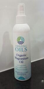 Kick-Start-your-health-body-Amazing-Oil-250ml-Organic-Magnesium-Chloride-Spray