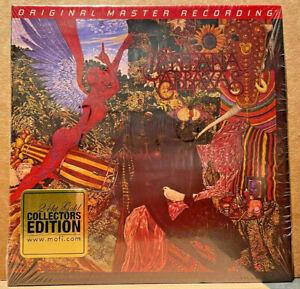 MFSL 24kt GOLD CD UDCD-775: SANTANA - Abraxas - 2008 USA Ltd Ed. #d SEALED