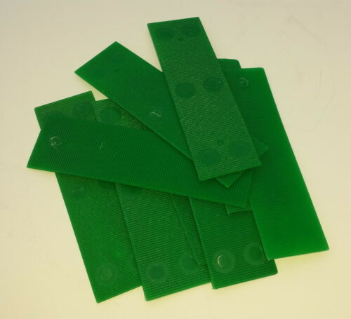 32mm Plastic Window Glazing Kitchen Fitting Flat Packers Spacers Shims Frames