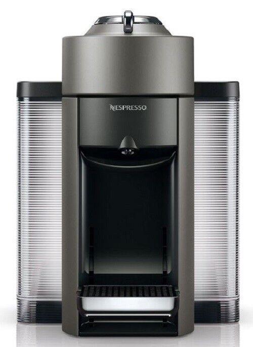 Nespresso greenuo Delonghi Espresso & Cappuccino Maker Brand New