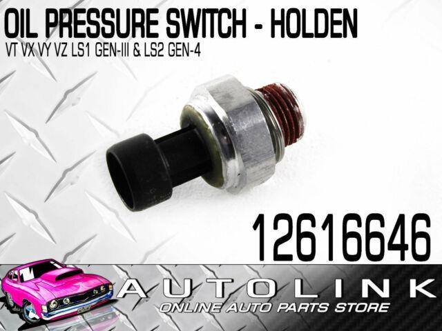 OIL PRESSURE SWITCH FOR HOLDEN CALAIS VT VX VY VZ LS1 LS2 V8 (GEN 3&4)