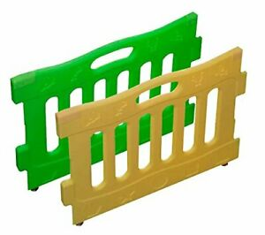 Baby-Diego-PlaySpot-Playard-Extension-Panels-in-Green-Yellow-Set-of-2-GallyHo
