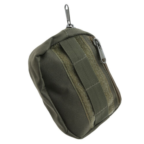 Tactical Waist Pack Belt Bag Camping Outdoor Hiking Military Pouch Wallet ONE