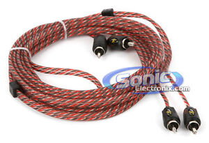 Stinger-SI4212-12-ft-of-2-Channel-4000-Series-RCA-Audio-Interconnect-Cable