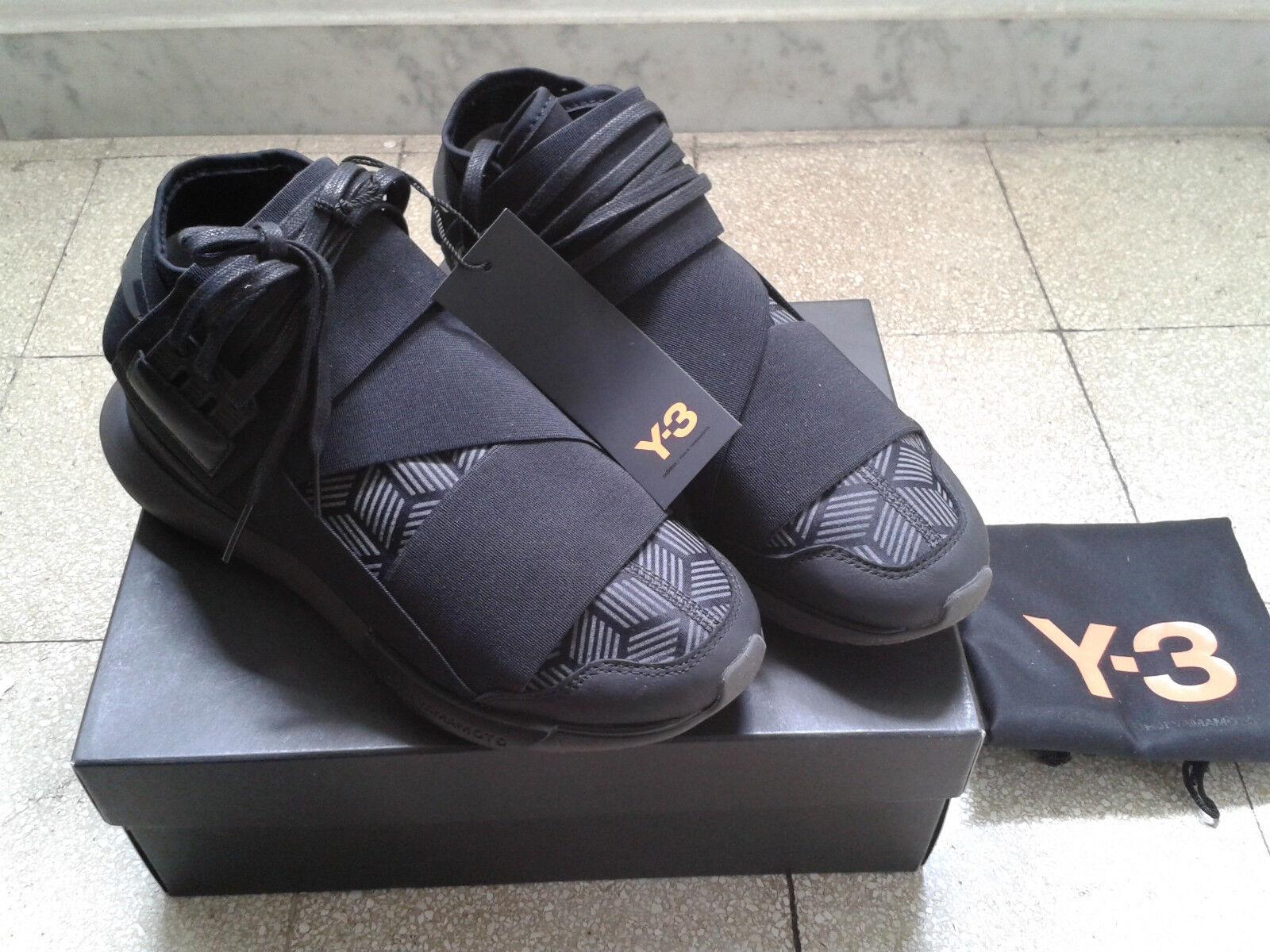new styles 83fe4 386c2 ... Adidas Y-3 Qasa High Primeknit Yamamoto S82123 nuove mai indossate  indossate indossate 4d6cc8 ...