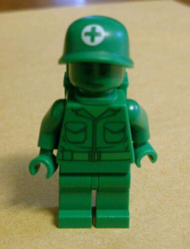 Medic Figur m Green Army Man Lego Toy Story Backpack Rucksack Sanitäter Neu
