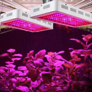 Horticole Sur Lamp Croissance Led Ir 600w2000w Détails Plant Light Floraison Grow Crochet 80POnwk