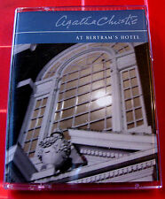 Agatha Christie At Bertram's Hotel Miss Marple 2-Tape Audio Book David Timson