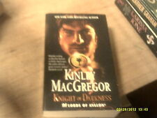 Knight Of Darkness by Kinley MacGregor   2006   (r)