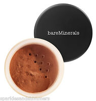 bareMinerals ALL OVER FACE COLOUR Loose Mineral Powder 0.57g TRAVEL SIZE Warmth