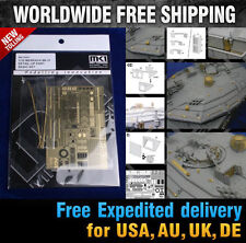 ★Hobby365★New1/35 MERKAVA MK.IV DETAIL-UP ETCHED PART BASIC for Academy #MM35004