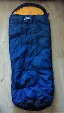 Lichfield Trail Mummy Sleeping Bag Single Olympian Blue