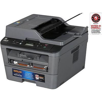 Brother DCP-L2540DW Duplex 2400 x 600 DPI USB/Wireless/Ethernet Mono Laser MFC P