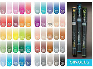 *Best Price In The World* £5.99. CHAMELEON Color Tones SINGLE ALCOHOL INK PENS