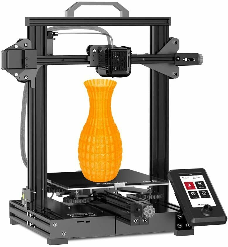 Voxelab Aquila X2 3D Printers Full Alloy Frame, Removable Build Surface Plate