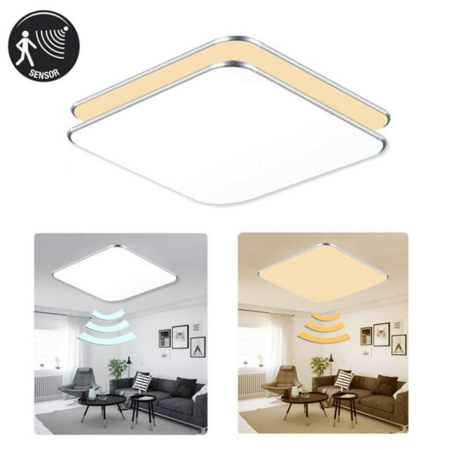 LED Deckenleuchte 12W Deckenlampe Badleuchte Küche  Wohnzimmer Leuchte Kaltweiß