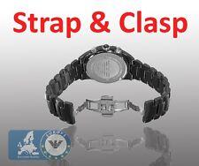 Emporio Armani AR1421 AR1429 Watch Strap With Clasp Ceramic