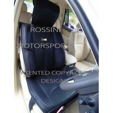 i - TO FIT A RENAULT MEGANE SPORT CAR,SEAT COVERS,YMDX BLACK,RECARO BUCKET SEATS