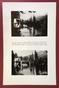 Edmund cupola, la storia del domani, la stampa offset, 1983, firmato a mano