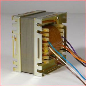 Details about Output transformer Hiwatt DR103 - 100W ( push pull 4 x EL34,  6L6 ) Replacement