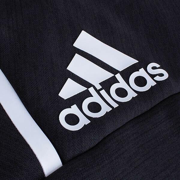 adidas Damen Jacke Sweatjacke Kapuzenjacke Hoody Kapuze Langgröße schwarz