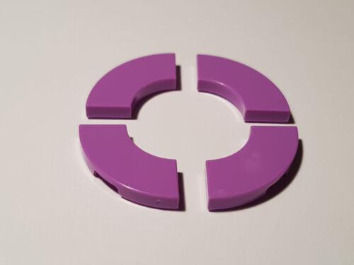 F32 LEGO® 4 x 27925 Fliese 2 x 2 gebogen medium lavendel 6199900 Viertelkreis